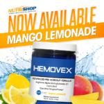 Hemovex Mango Lemonade