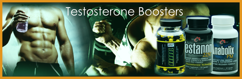 Testosterone Boost & HGH
