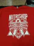 Nutrishop Tshirts Available